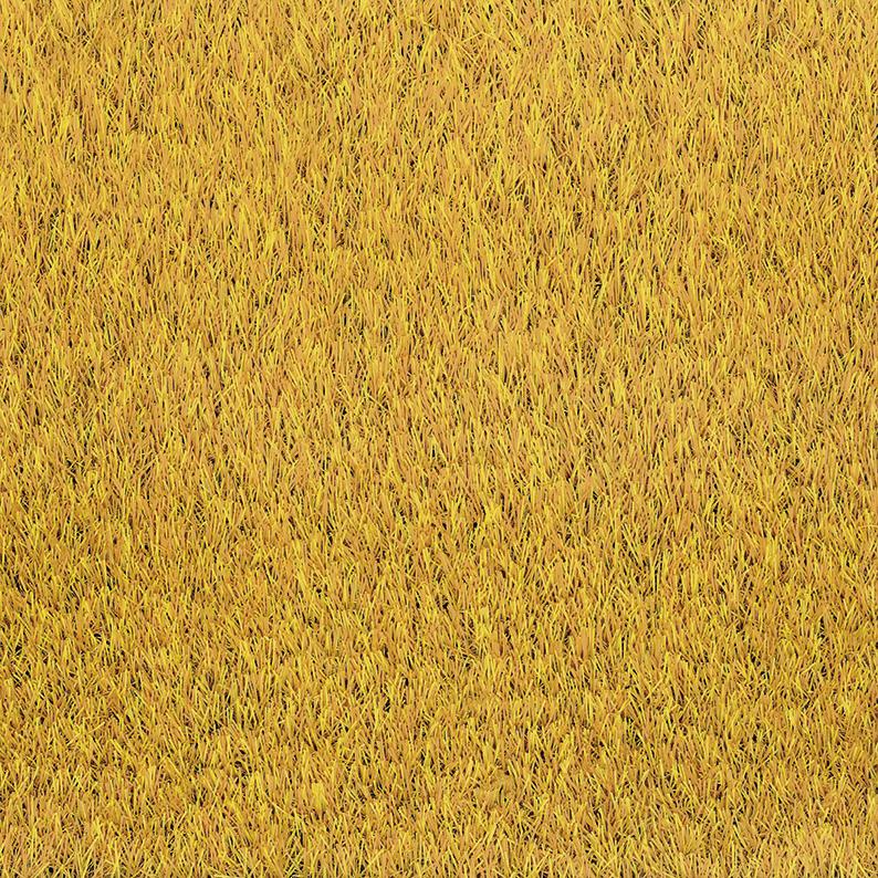 manto erba sintetica giallo