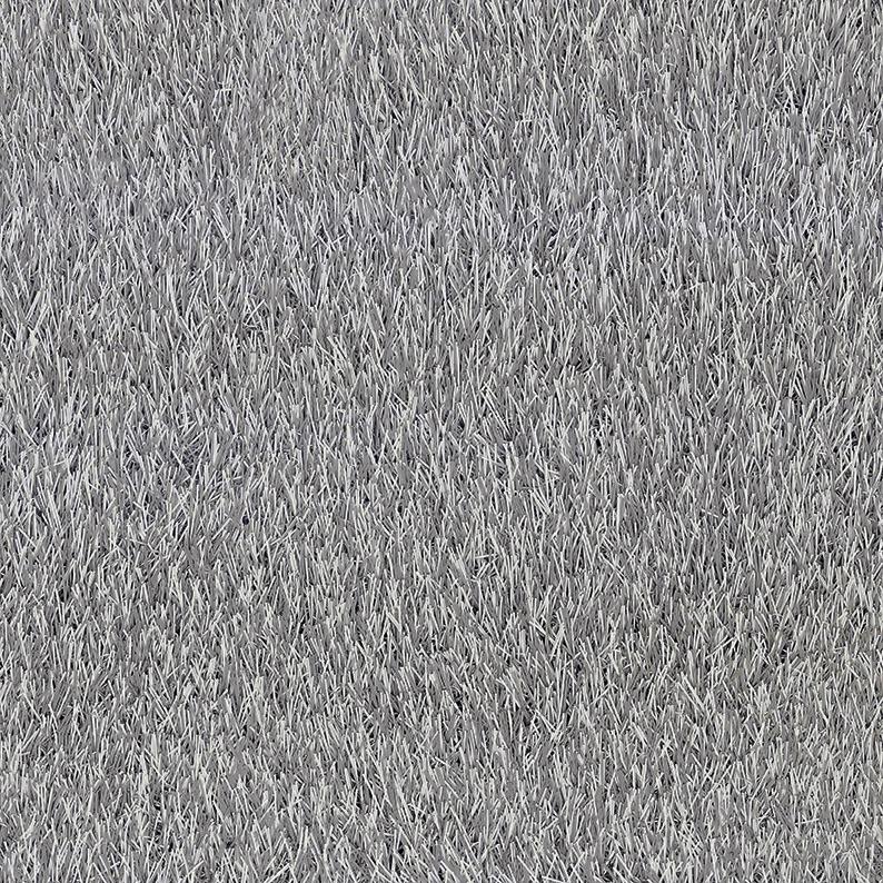 manto erba sintetica grigio